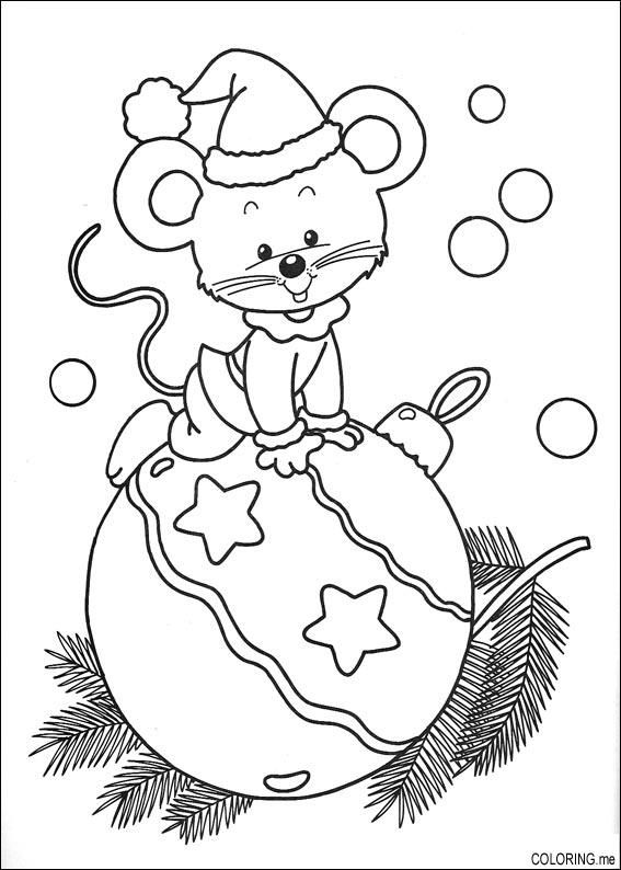 christmas mouse coloring pages printable mouse coloring pages for kids cool2bkids mouse christmas coloring pages