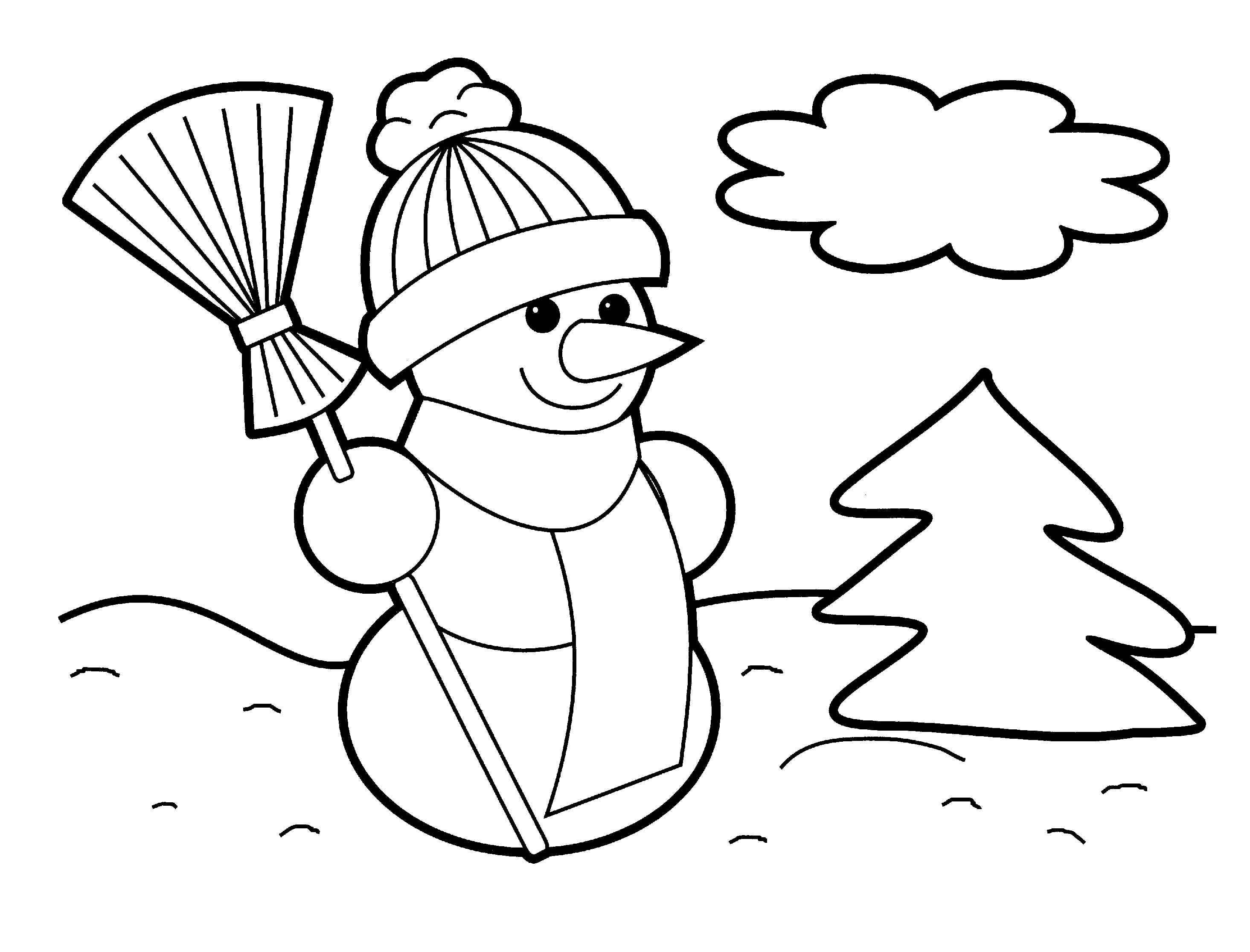 christmas printables coloring pages the snowman is very joyful on christmas coloring page coloring christmas pages printables