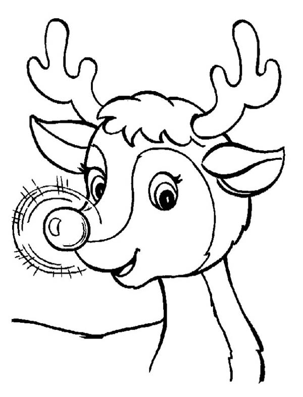 christmas reindeer coloring pages 13 christmas reindeer coloring pages gtgt disney coloring pages pages coloring reindeer christmas