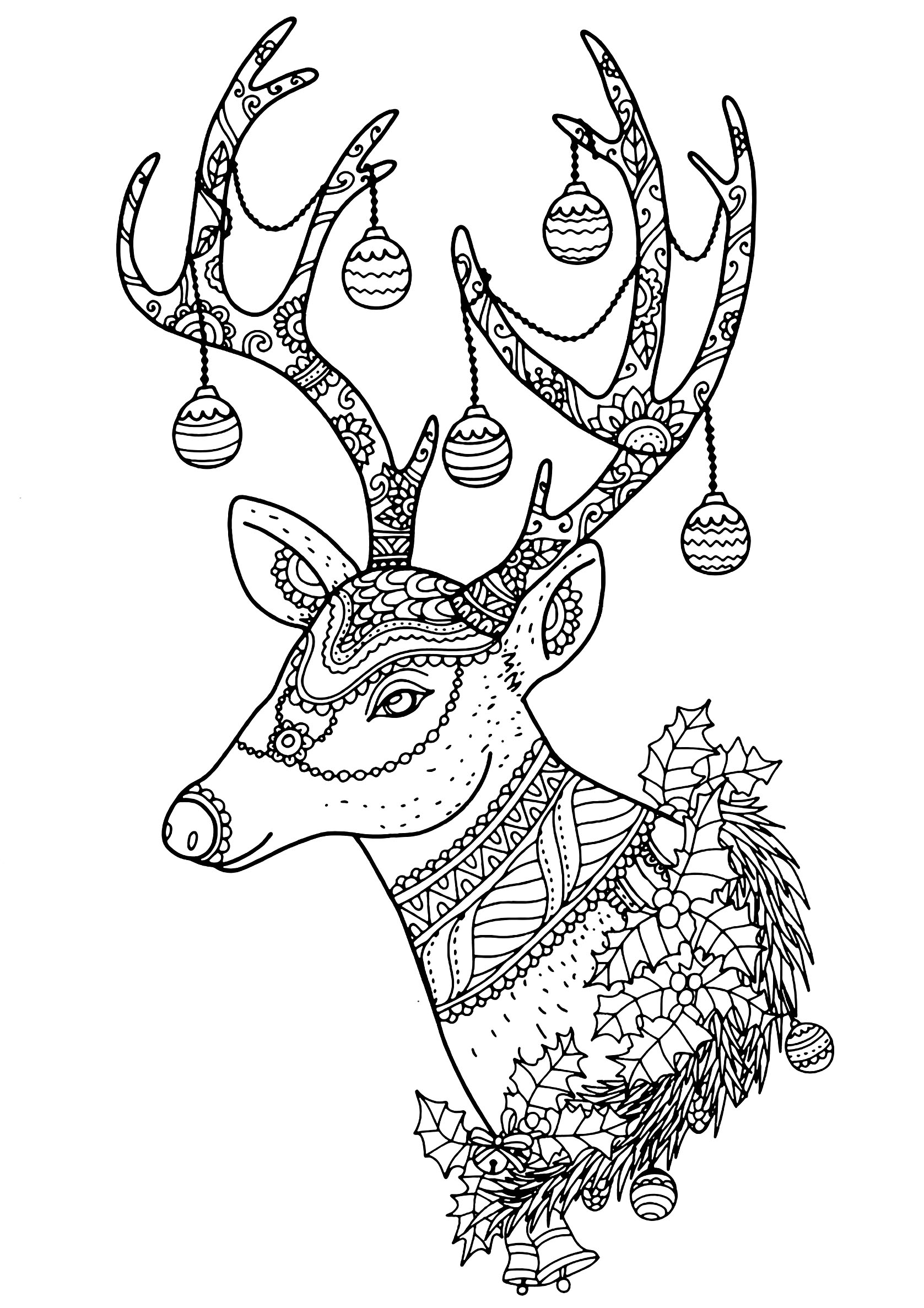 christmas reindeer coloring pages 13 christmas reindeer coloring pages gtgt disney coloring pages reindeer christmas coloring pages