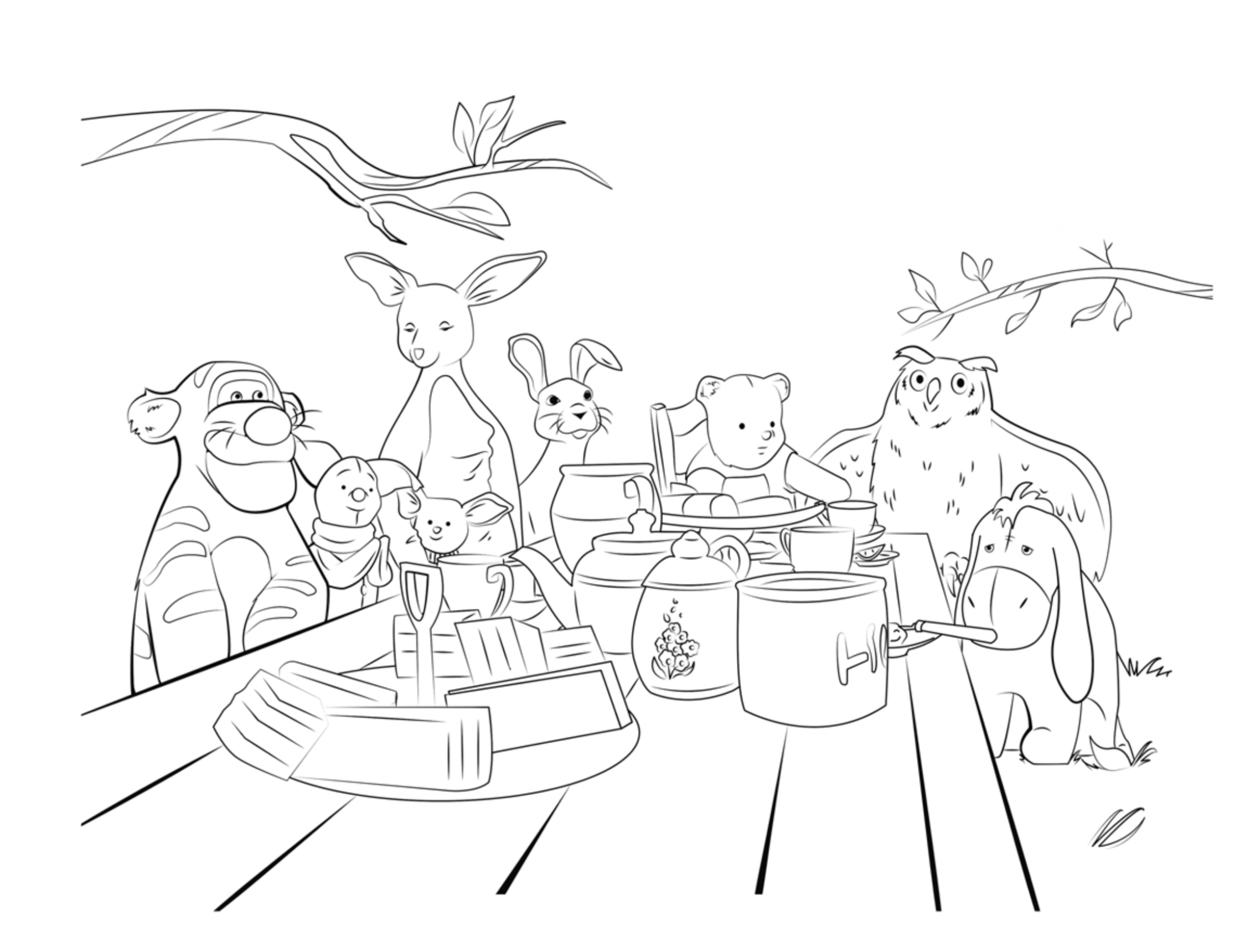 christopher robin coloring pages christopher robin coloring image search results 463199 christopher pages coloring robin