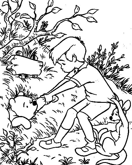christopher robin coloring pages christopher robin coloring pages robin christopher pages coloring
