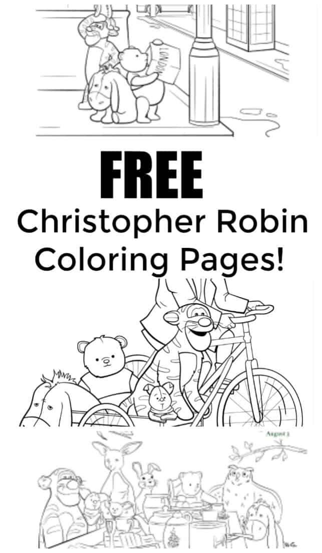 christopher robin coloring pages how to draw christopher robin from winnie the pooh step by pages christopher coloring robin