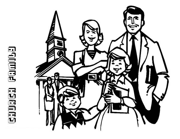 church family coloring pages christian coloring pages sheets topcoloringpagesnet pages church family coloring