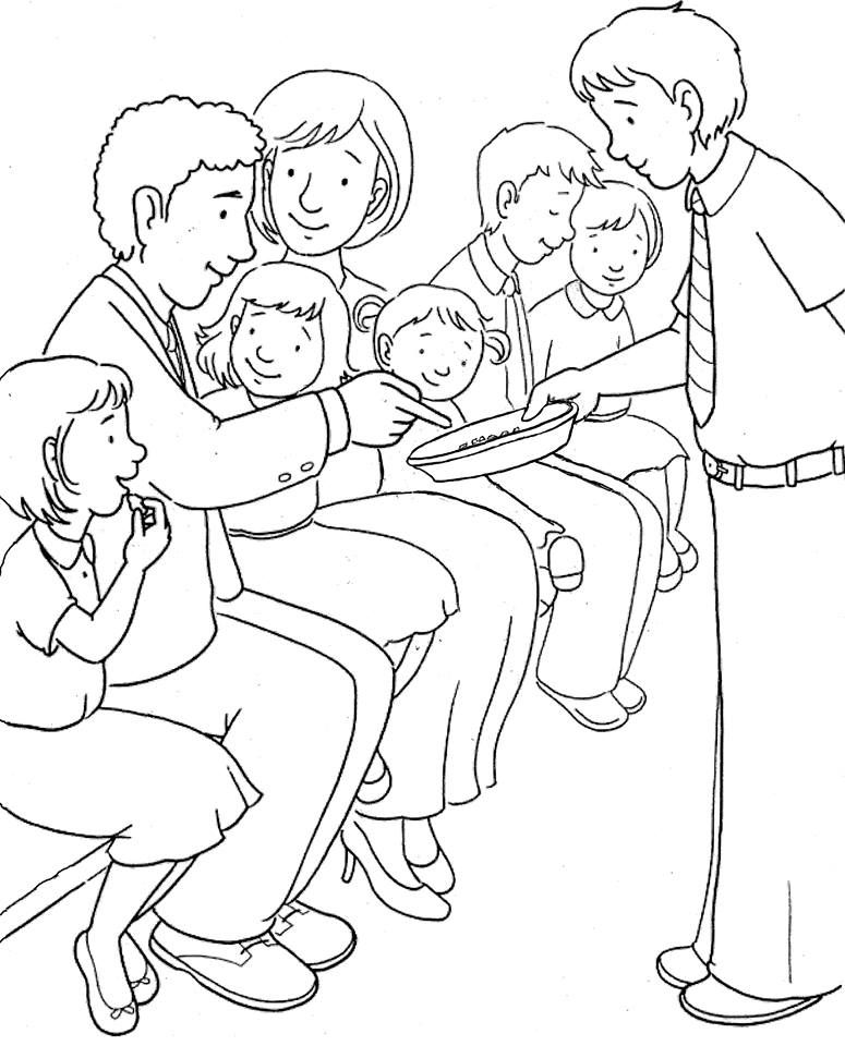 church family coloring pages family jesus church coloring page family pages coloring church