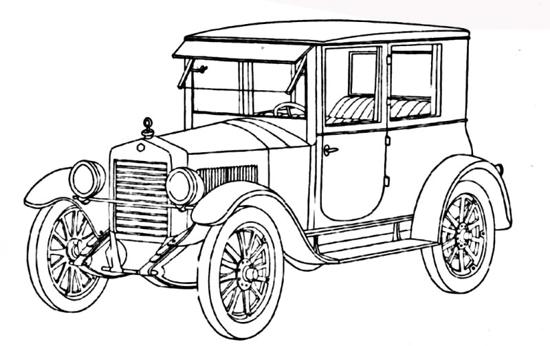classic car coloring pages printable classic muscle car coloring pages don39t mess with auto coloring classic printable pages car