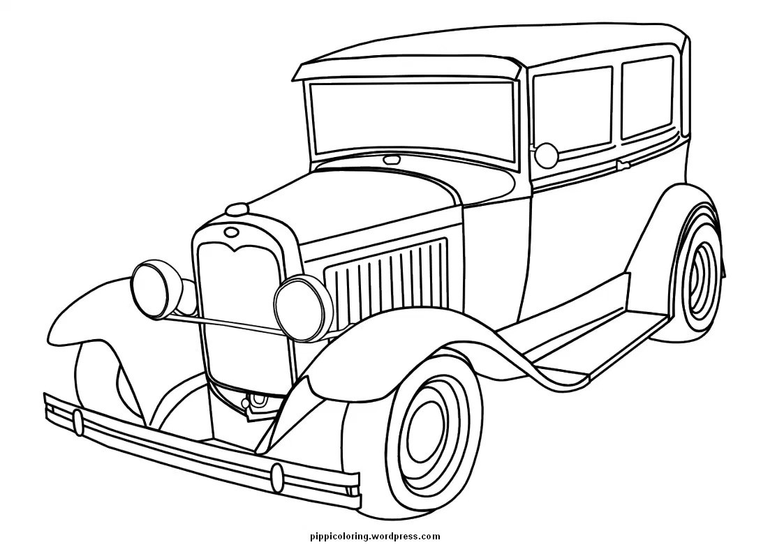 classic car coloring pages printable lowrider coloring pages coloring home printable car pages classic coloring
