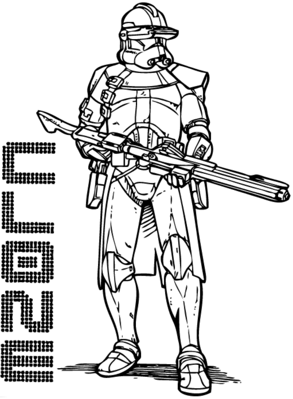 clone trooper colouring pages 14 clone trooper coloring pages print color craft pages colouring clone trooper