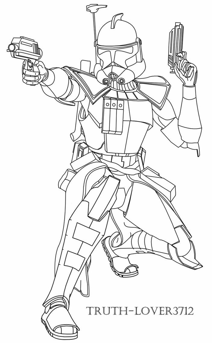 clone trooper colouring pages captain rex commander rex star wars coloring pages clone clone trooper pages colouring