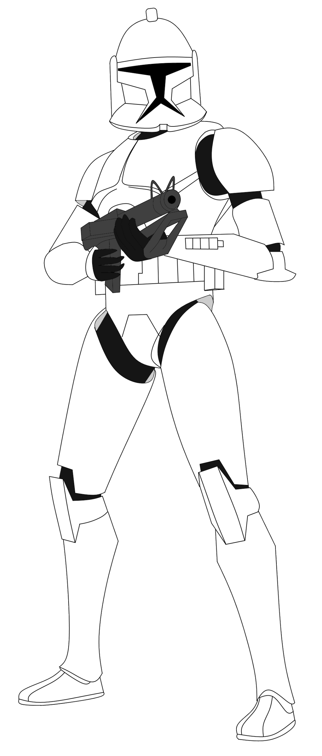 clone trooper colouring pages clone trooper coloring page by antonvandort on deviantart clone colouring pages trooper
