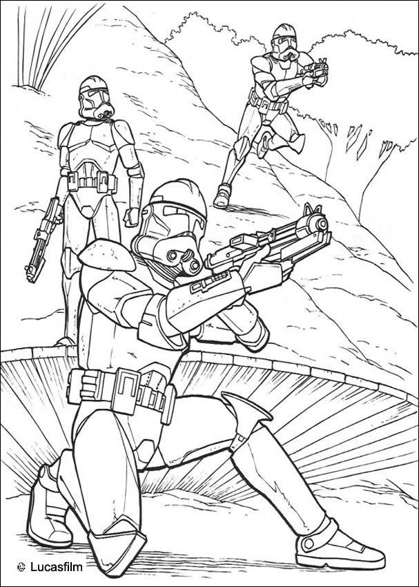 clone trooper colouring pages clone trooper colouring pages trooper pages clone colouring