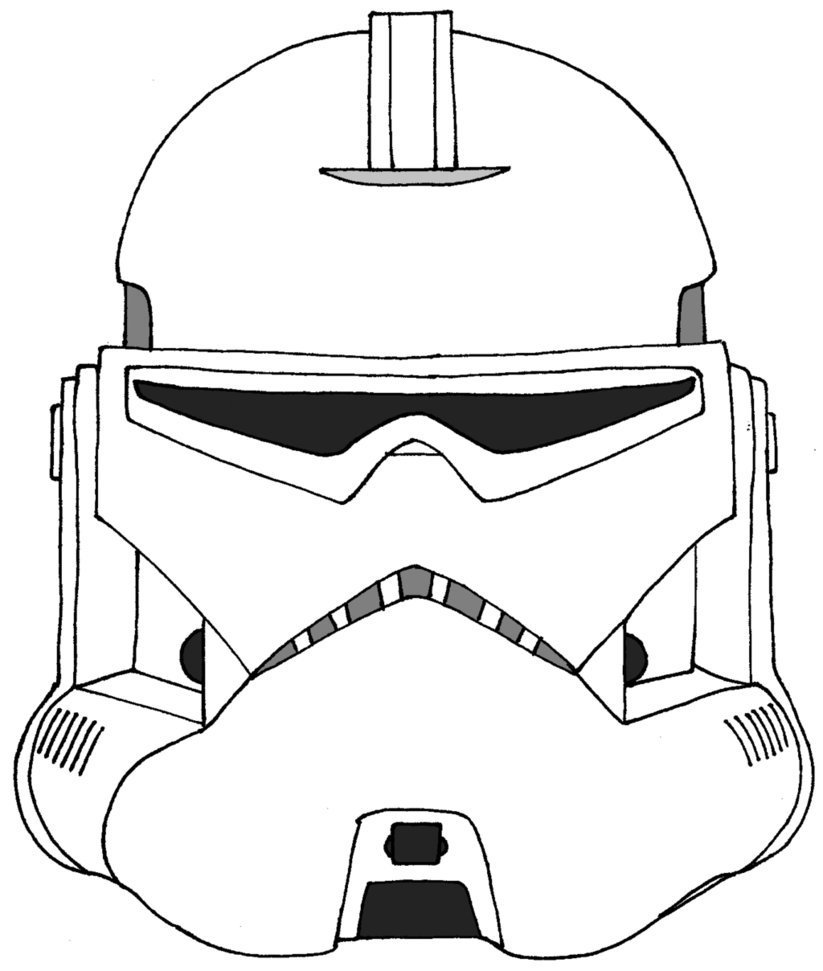 clone trooper colouring pages clone trooper snow trooper pages trooper clone colouring
