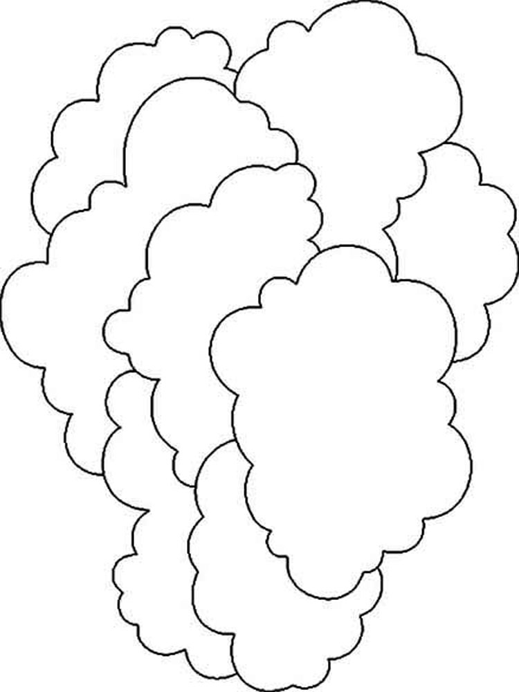 cloud coloring page blowing clouds pages coloring pages cloud coloring page