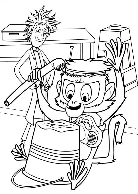 cloudy with a chance of meatballs 2 coloring pages cloudy with a chance of meatballs coloring pages a pages meatballs of coloring cloudy 2 chance with