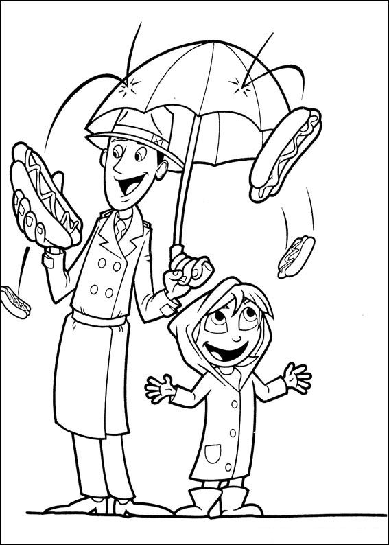 cloudy with a chance of meatballs 2 coloring pages cloudy with a chance of meatballs coloring pages of a pages meatballs chance 2 coloring with cloudy