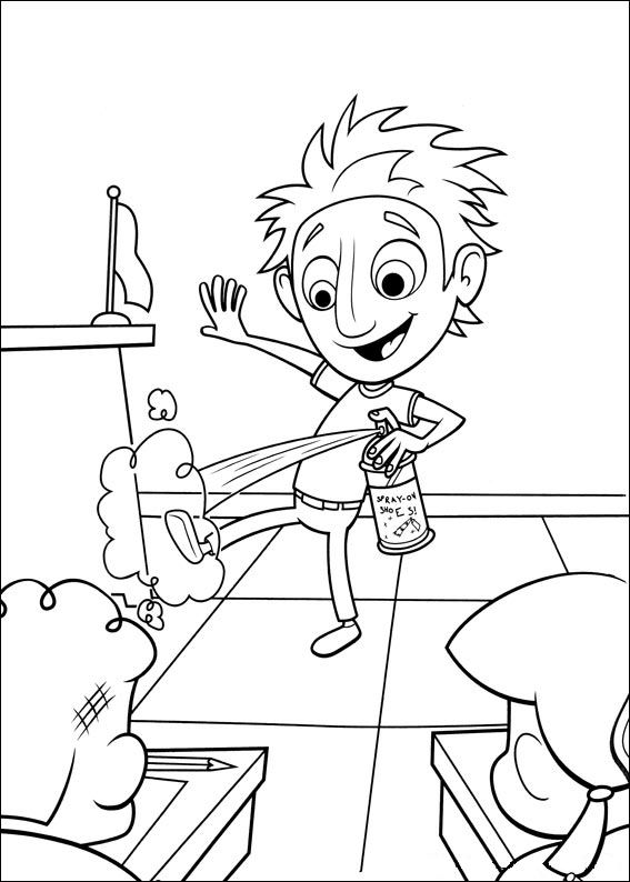 cloudy with a chance of meatballs 2 coloring pages cloudy with a change of meatballs 2 coloring pages cloudy with pages of a 2 coloring meatballs chance