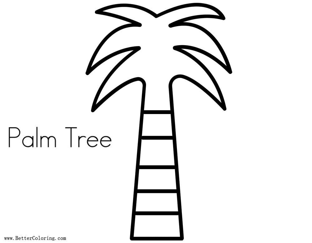 coconut tree coloring abc coconut tree page coloring pages coconut tree coloring