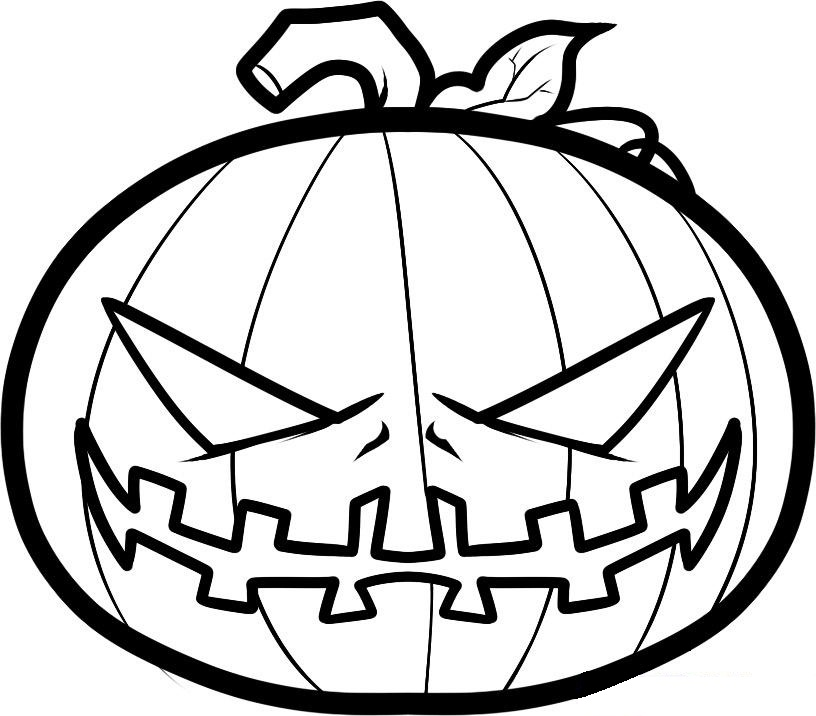 color a pumpkin print download pumpkin coloring pages and benefits of color a pumpkin