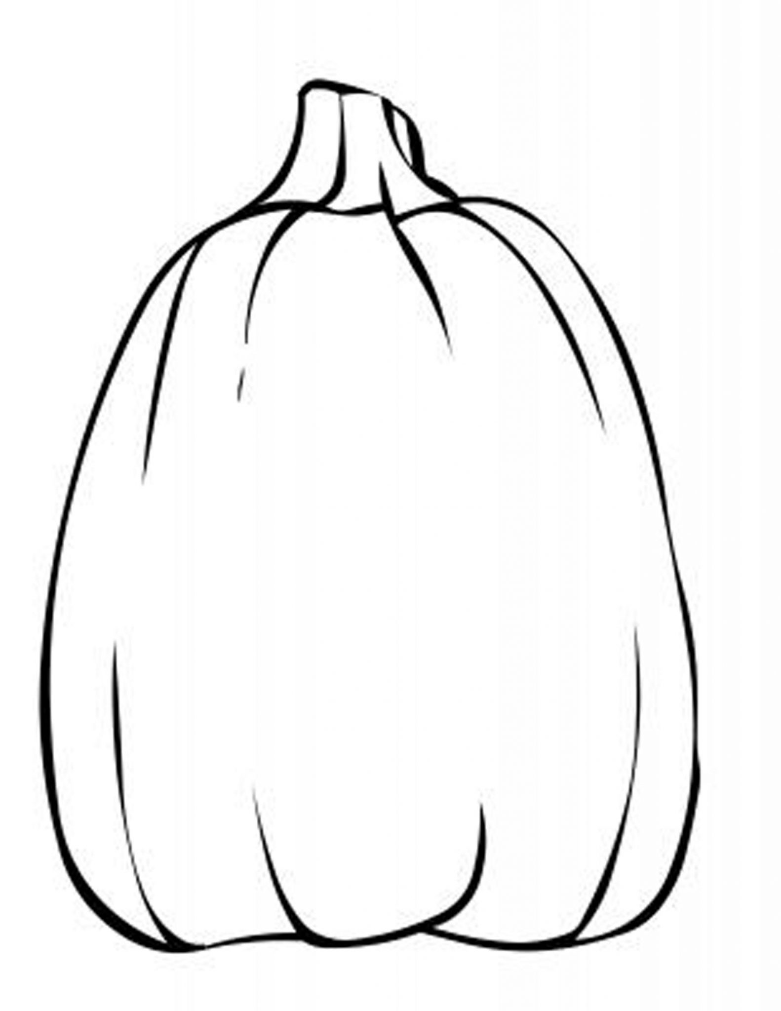 color a pumpkin print download pumpkin coloring pages and benefits of color a pumpkin 1 1