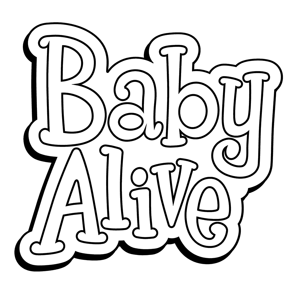 color alive coloring pages baby alive food coloring pages coloring pages pages coloring alive color