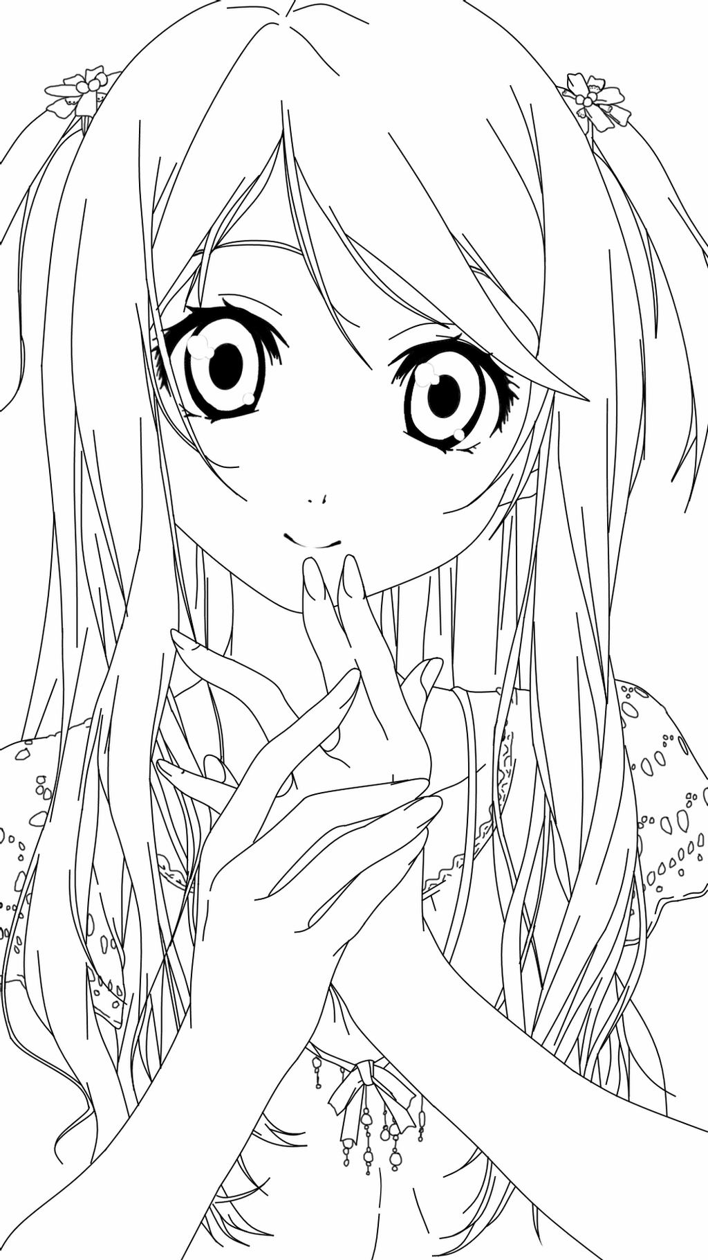 color anime anime manga coloring pages at getcoloringscom free anime color