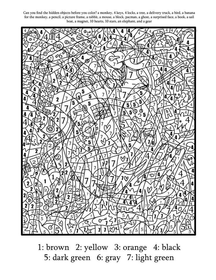 color by number pages for adults color by number printables for adults coloringrocks pages color for adults by number