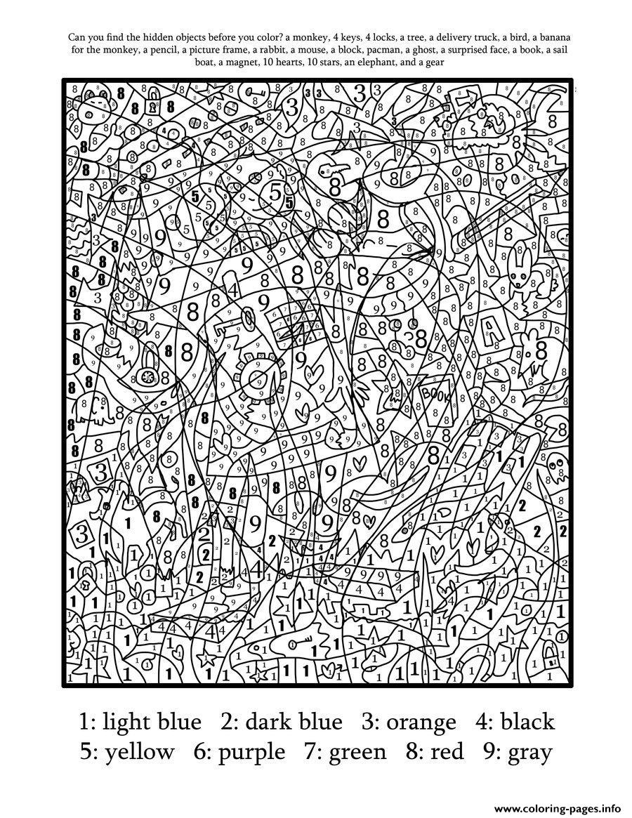 color by number pages for adults free color by number coloring pages for adults coloring home by pages for number color adults