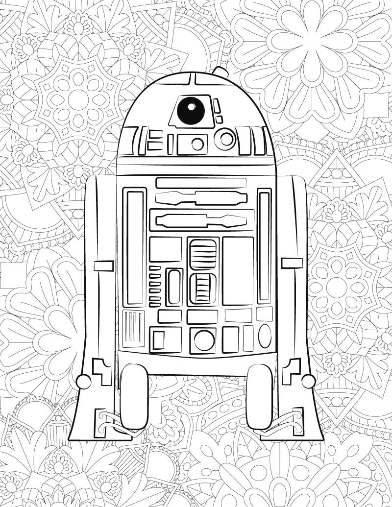 color pages star wars free star wars printable coloring pages bb 8 c2 b5 star pages wars color