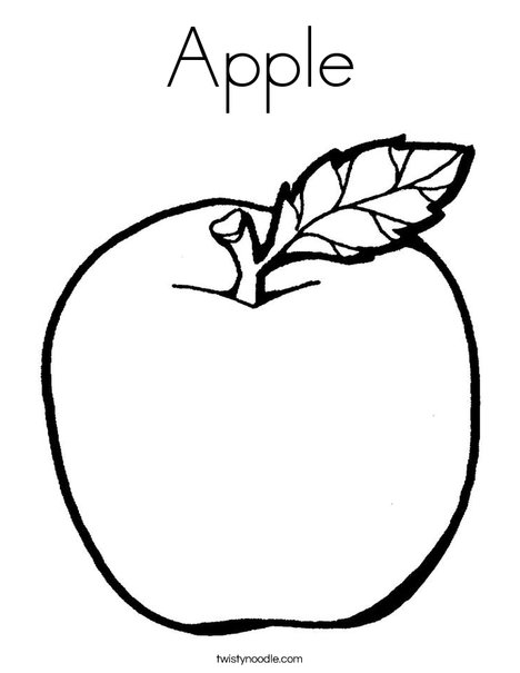 coloring apple apple coloring pages the sun flower pages coloring apple 1 1