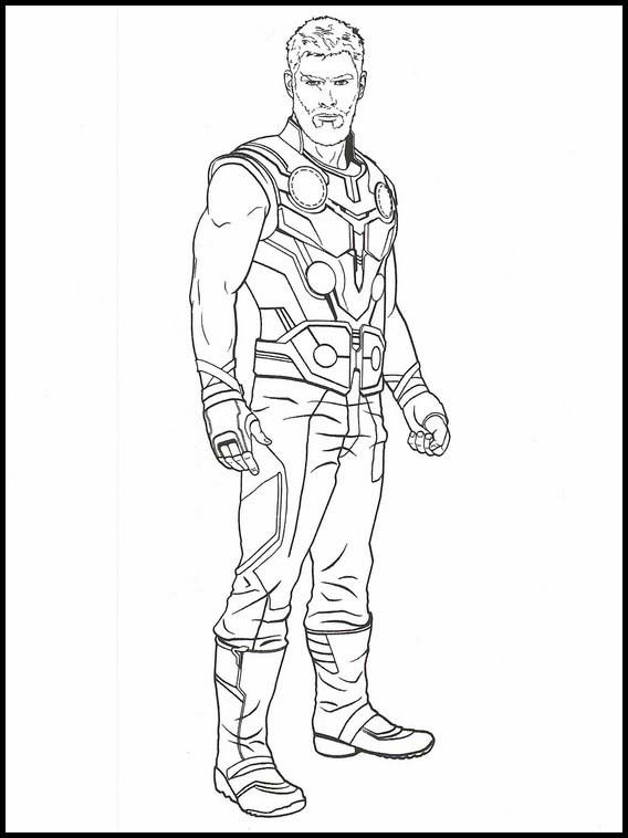coloring avengers endgame drawing avengers endgame 8 printable coloring pages for kids drawing endgame coloring avengers