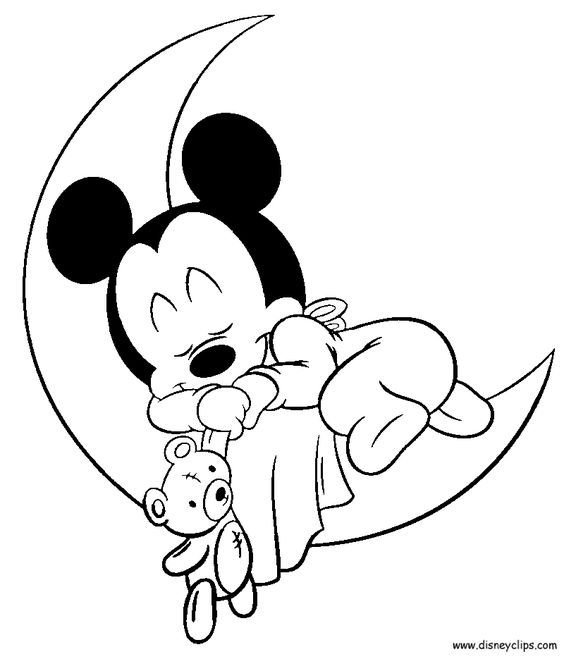 coloring baby cute mickey mouse baby mickey mouse coloring pages getcoloringpagescom mouse cute baby mickey coloring