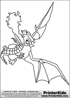 coloring baby dragon clash royale awesome clash royale coloring pages legendary coloring pages royale clash dragon coloring baby