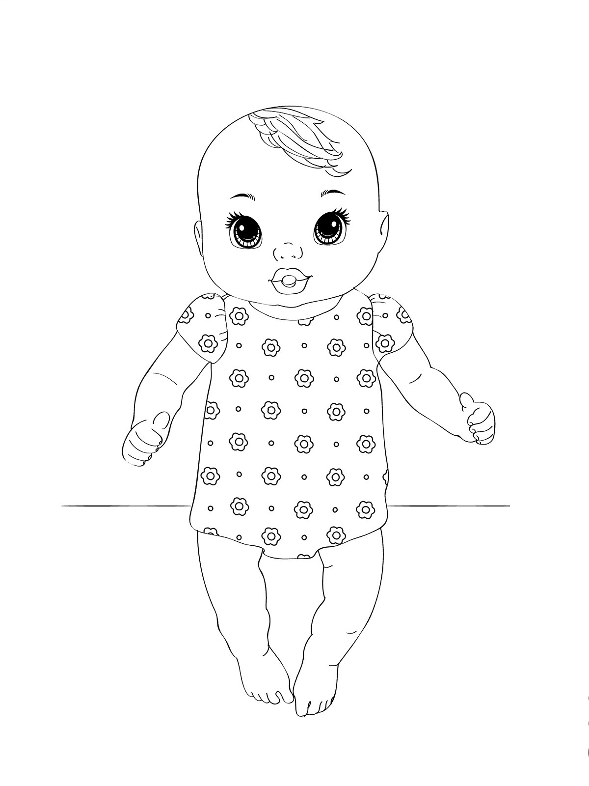 coloring baby pages baby alive coloring pages educative printable pages coloring baby