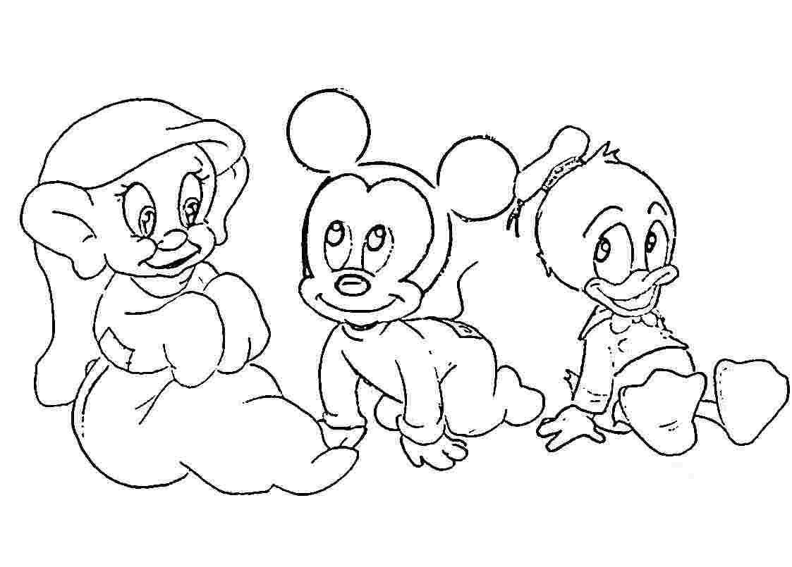 coloring baby pages free disney baby character coloring pages coloring home pages baby coloring