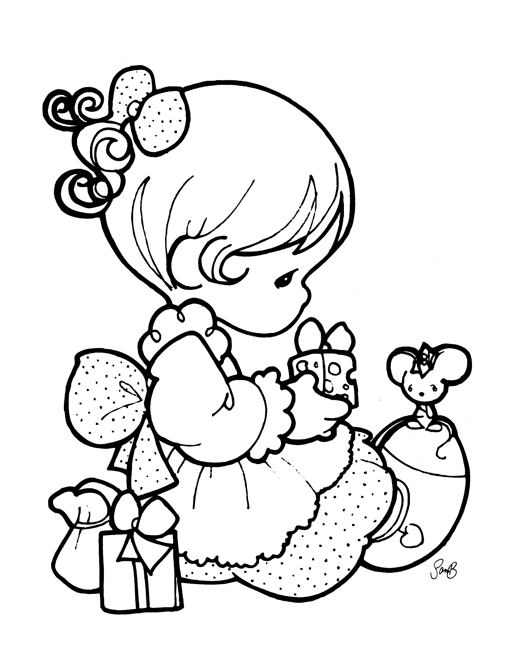 coloring baby pages free printable baby coloring pages for kids baby coloring pages 1 1