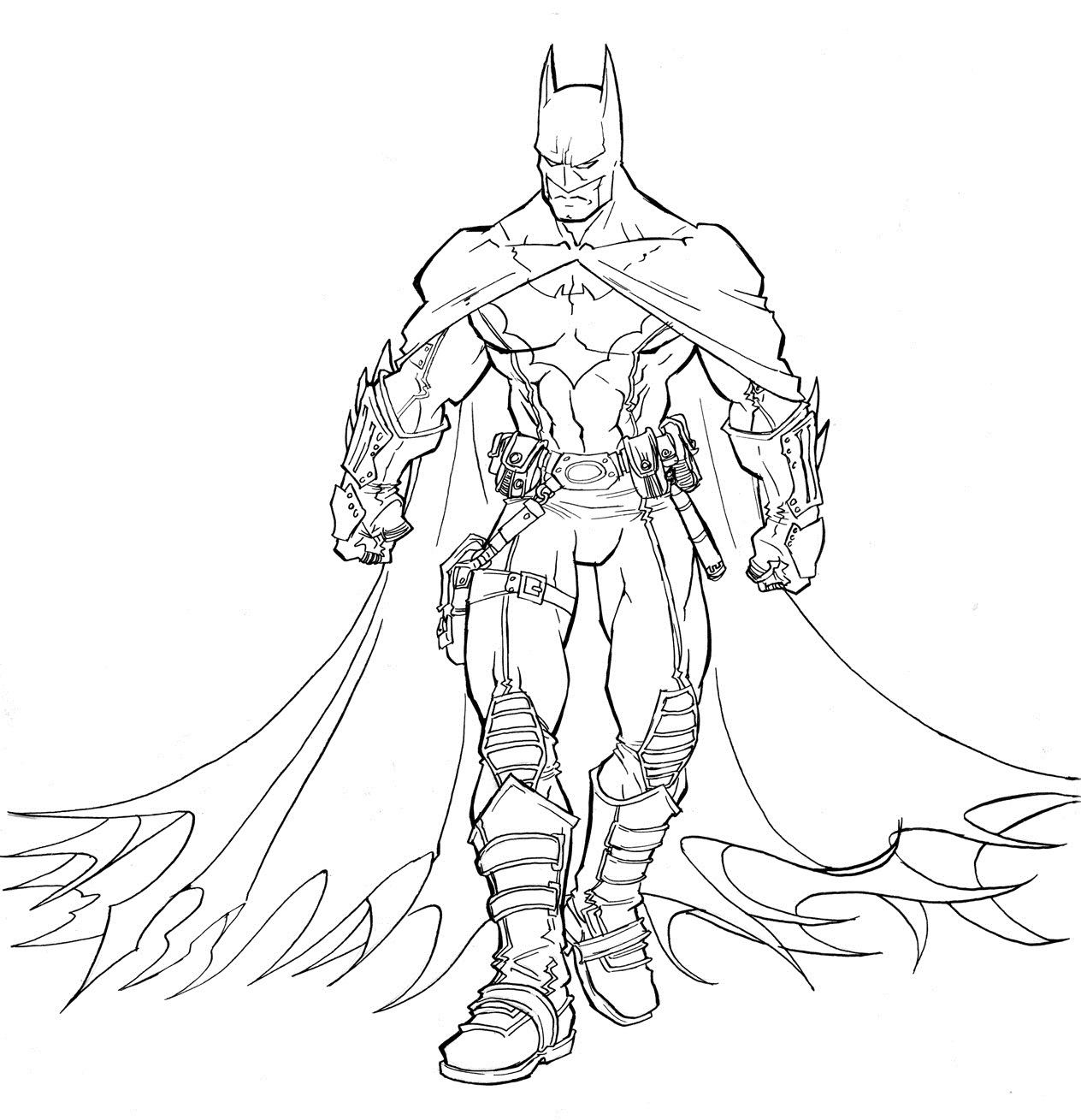 coloring batman printable batman coloring pages free download on clipartmag coloring printable batman