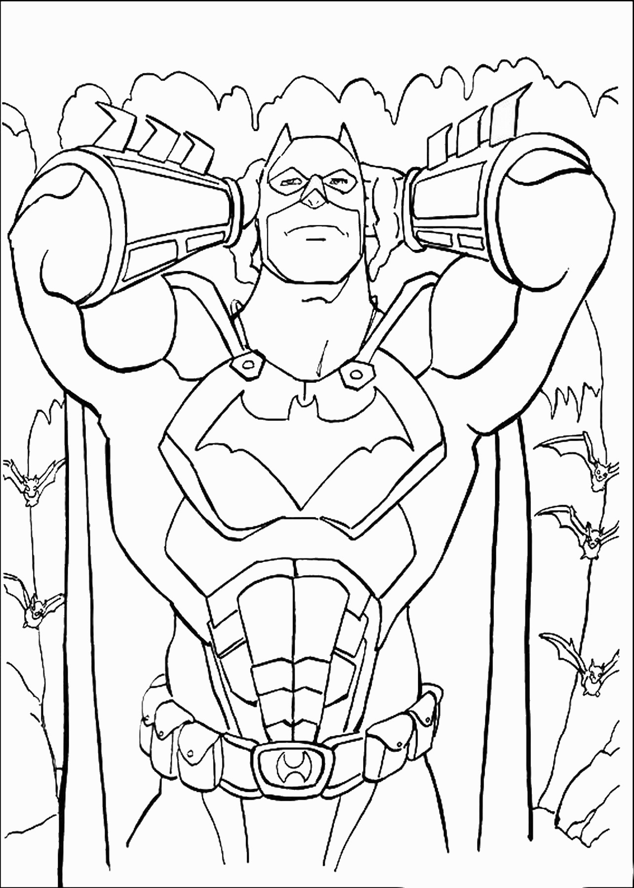 coloring batman printable print download batman coloring pages for your children batman printable coloring