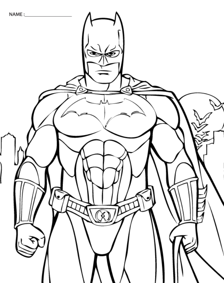 coloring batman printable top 10 batman printable coloring pages for kids and adults coloring batman printable