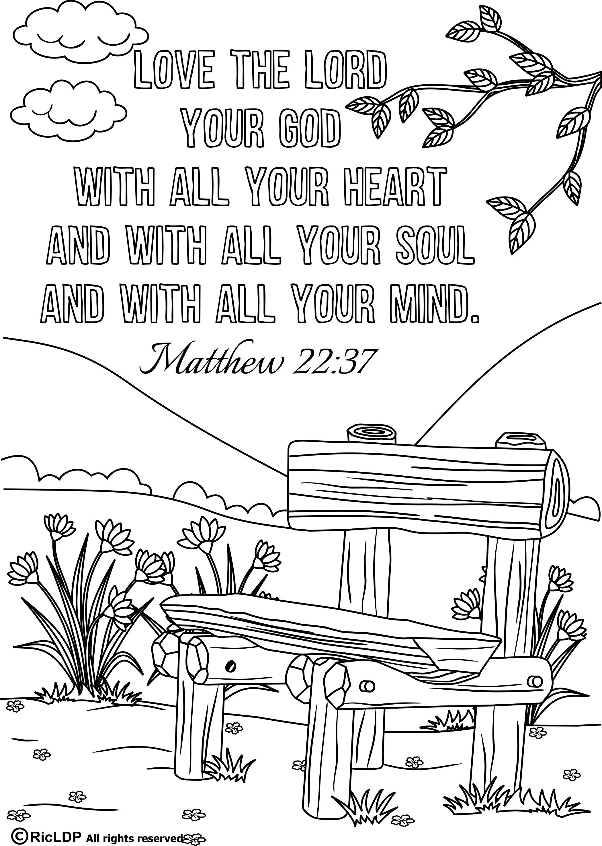 coloring bible verses for kids 11 bible verses to teach kids with printables to color kids verses bible coloring for