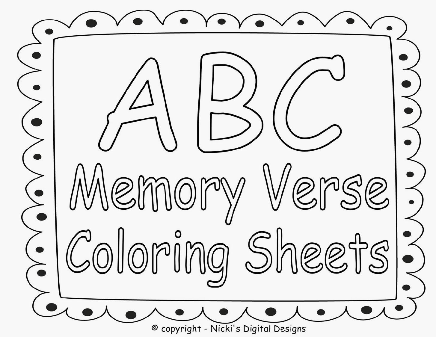 coloring bible verses for kids free printable scripture verse coloring pages what mommy verses bible kids for coloring