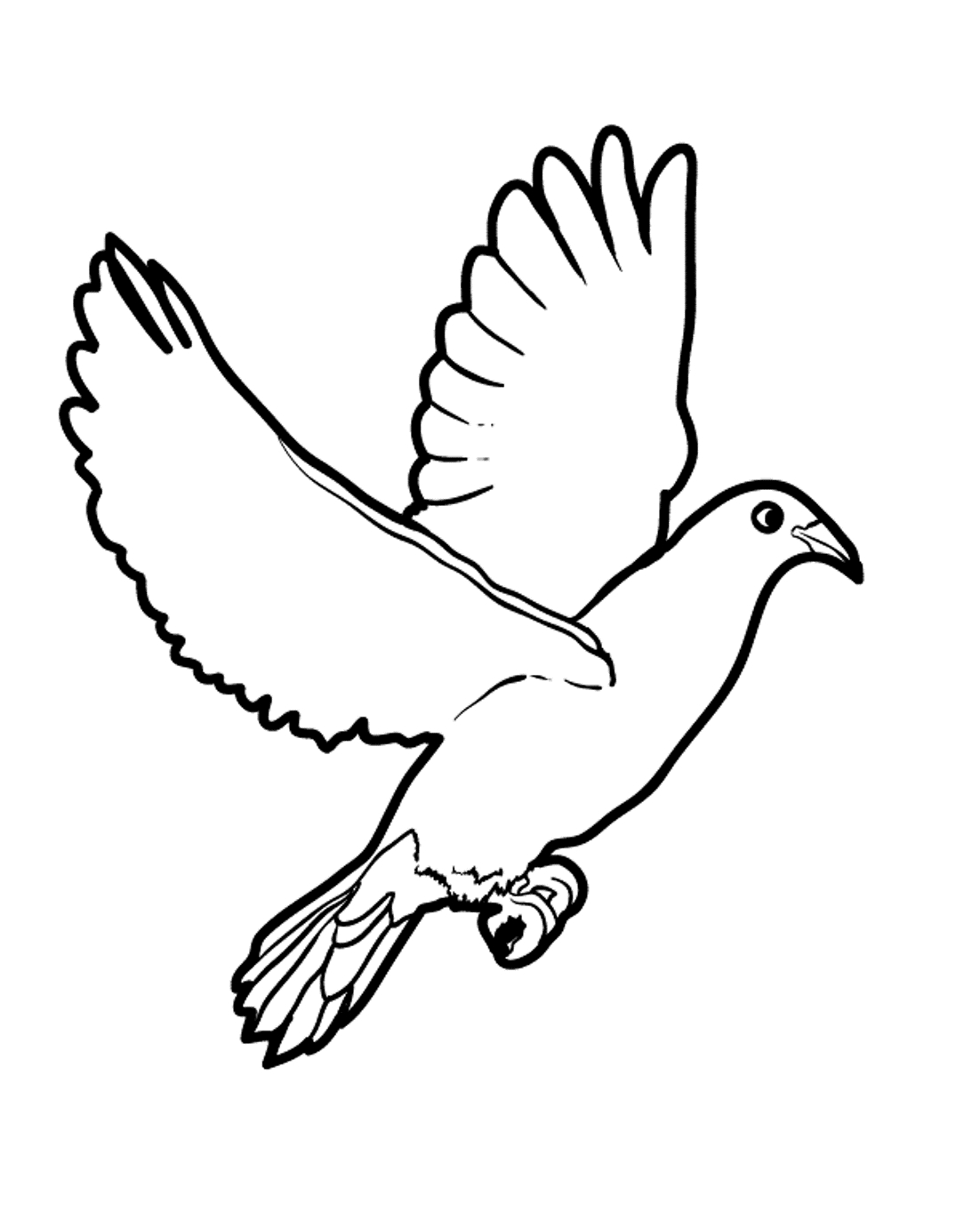 coloring bird for kids birds coloring page bird for kids coloring