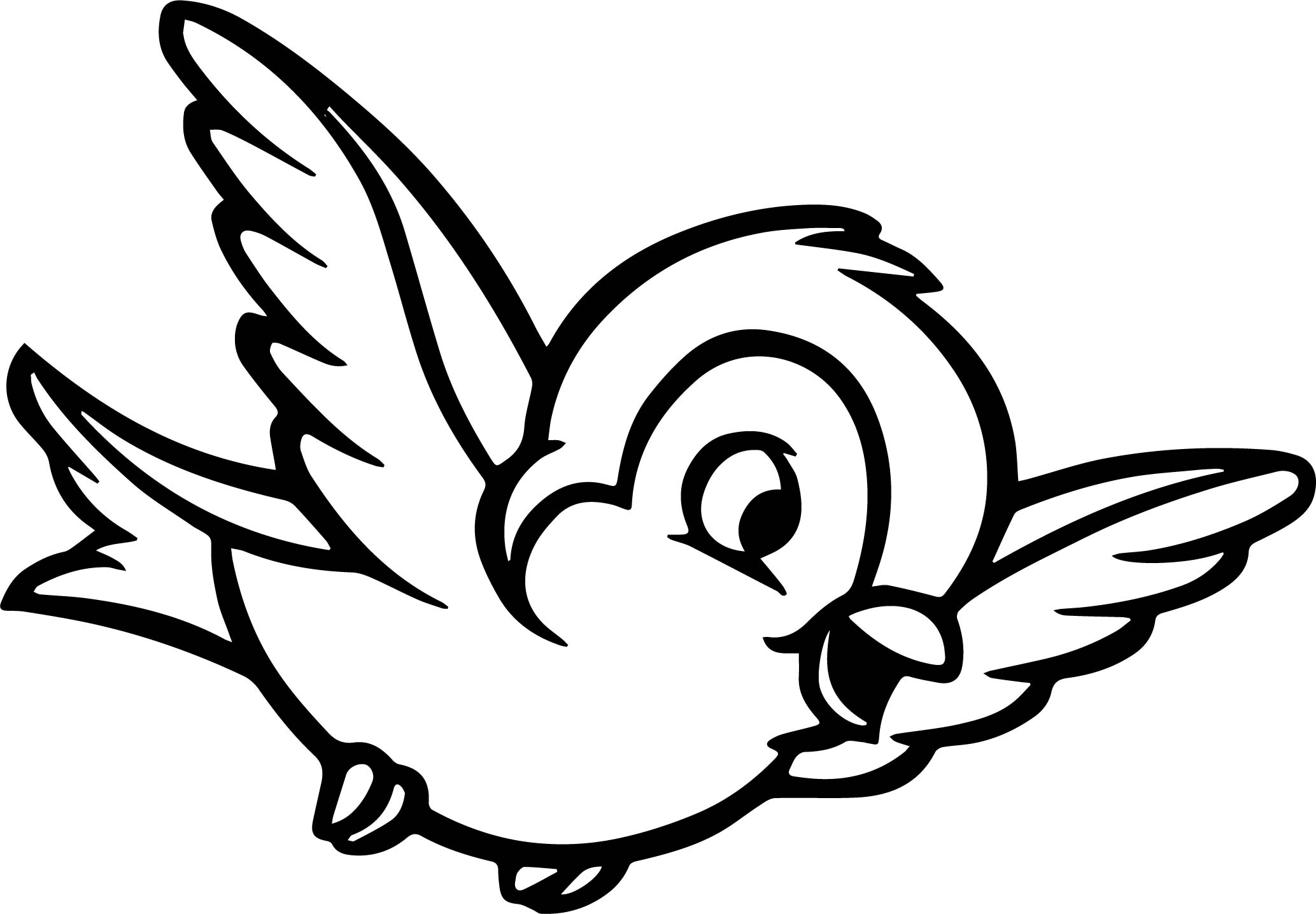 coloring bird for kids cute bird coloring pages coloring bird kids for