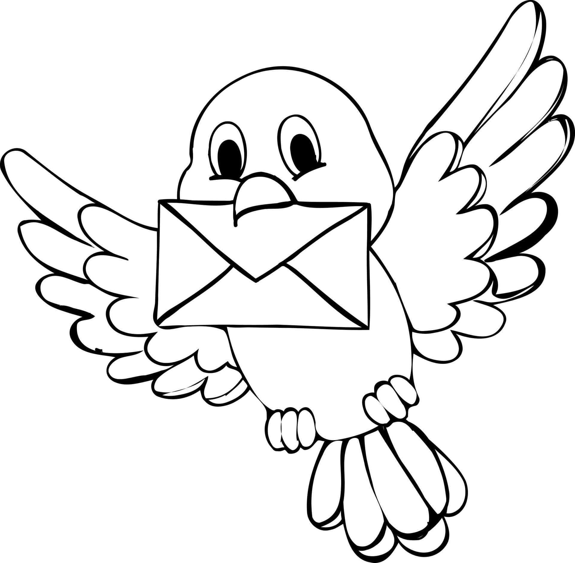 coloring bird for kids peacock coloring pages for kids for coloring kids bird