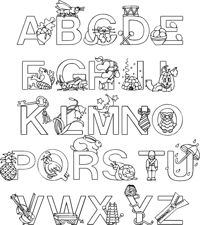 coloring book alphabet alphabet coloring pages book alphabet coloring