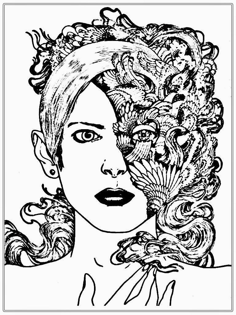 coloring books for adults online 6 free printable adult coloring pages inspired by literature adults for coloring books online