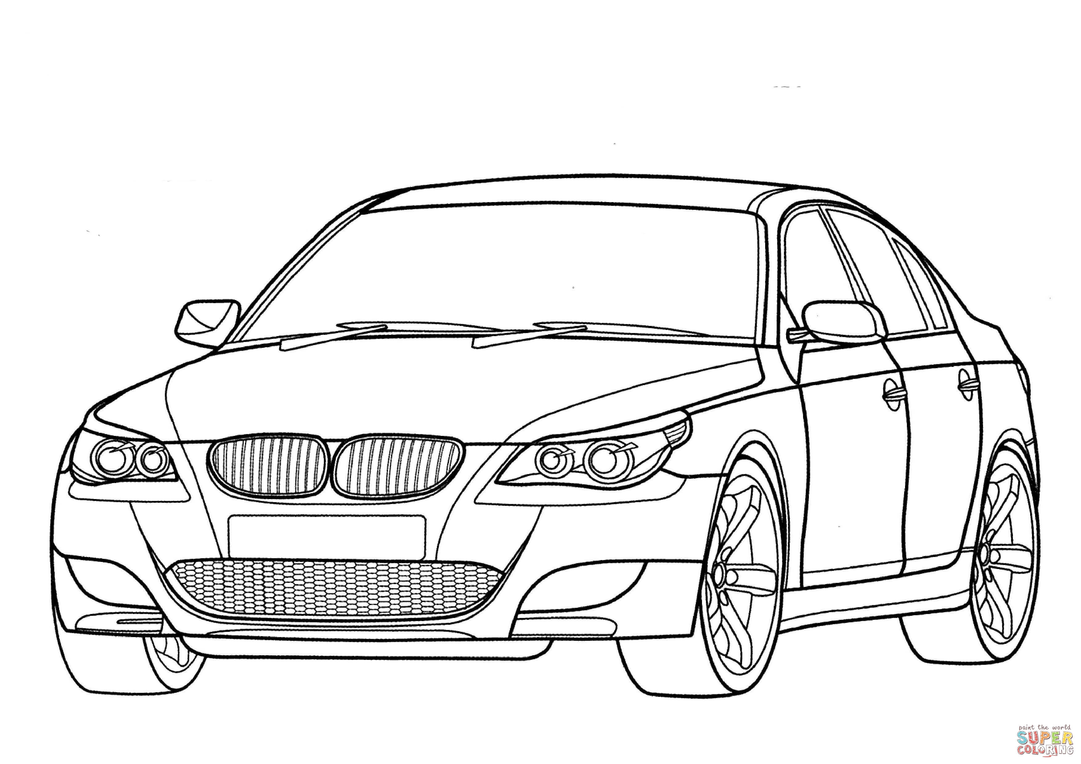 coloring cars bmw bmw 6 series coloring page free printable coloring pages cars coloring bmw