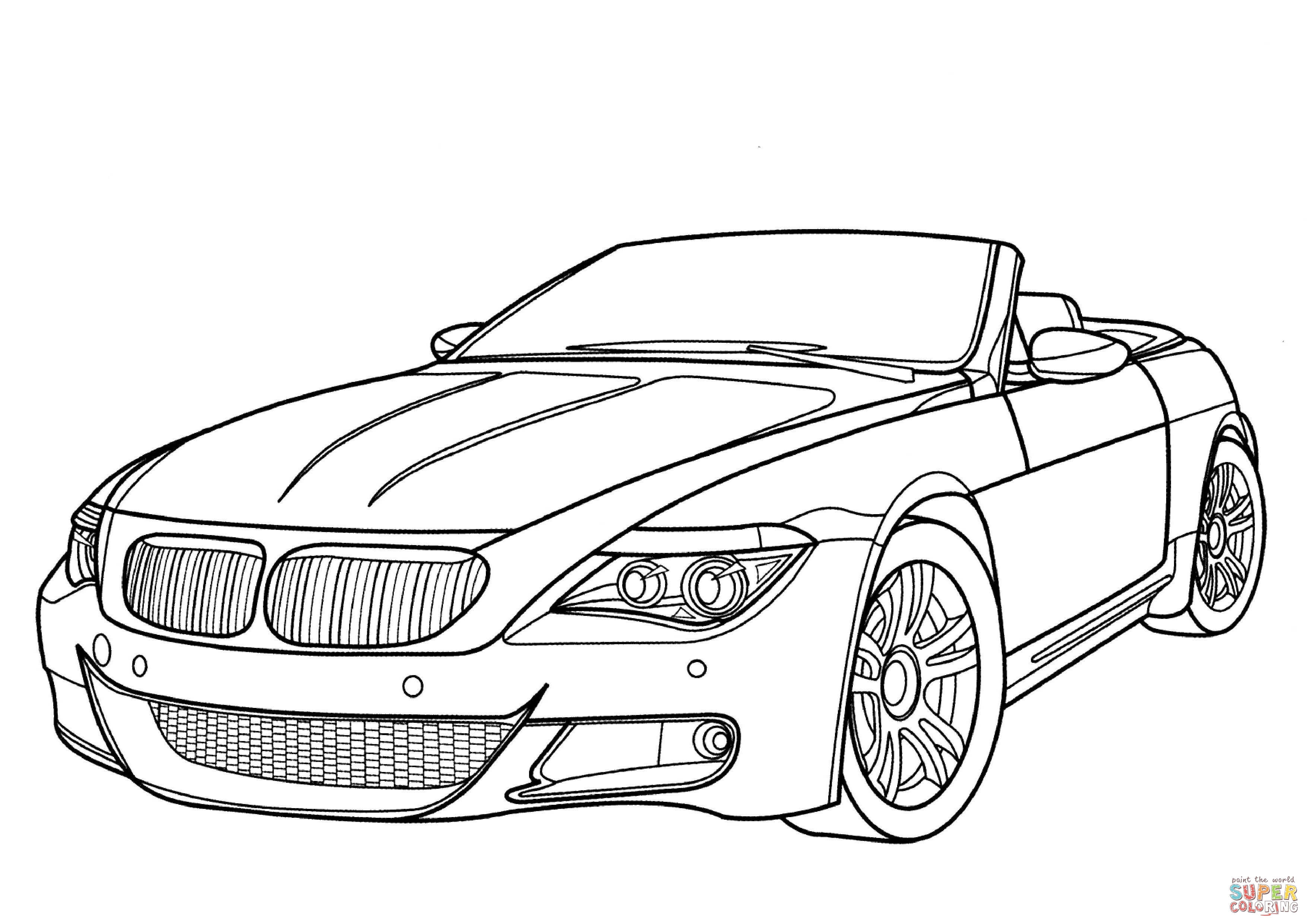 coloring cars bmw bmw m5 e60 coloring page free printable coloring pages coloring cars bmw