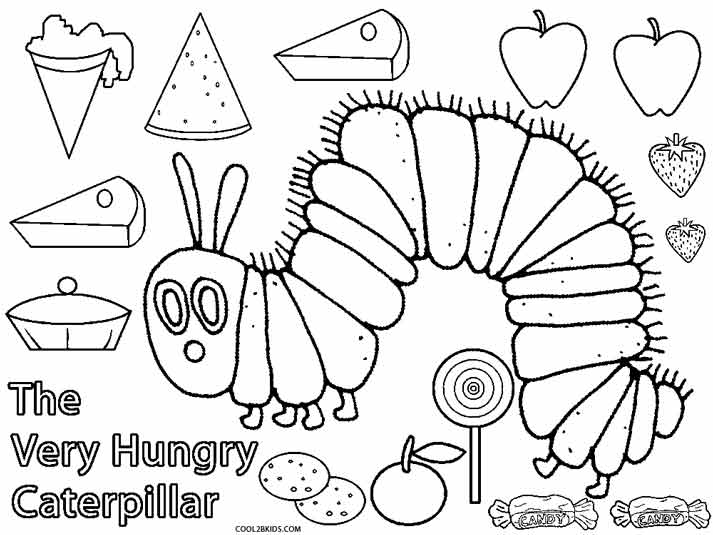 coloring caterpillar printable caterpillar coloring pages for kids caterpillar coloring 1 1