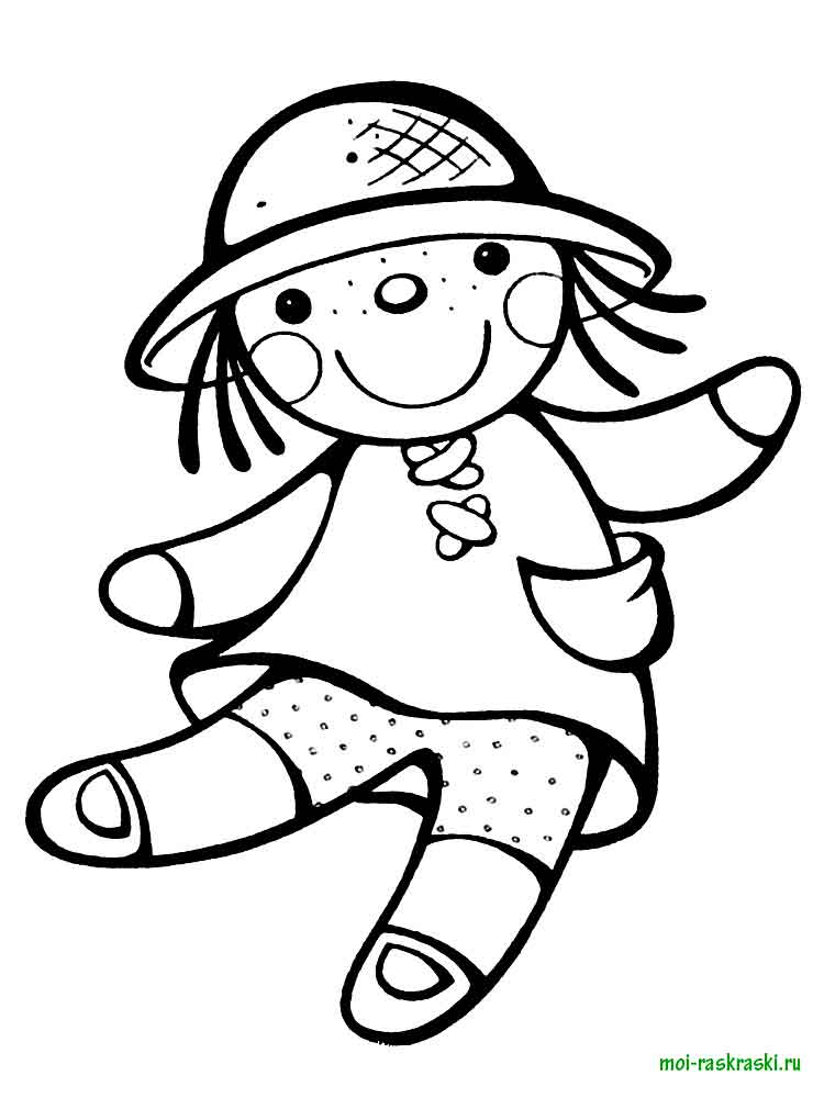 coloring doll print doll coloring pages to download and print for free coloring print doll