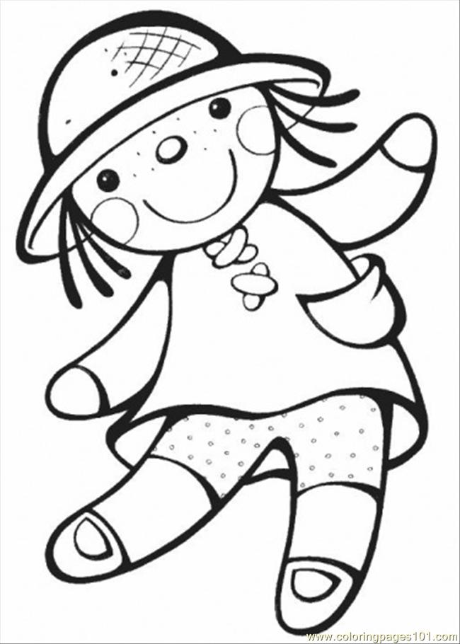 coloring doll print dolls coloring pages print doll coloring